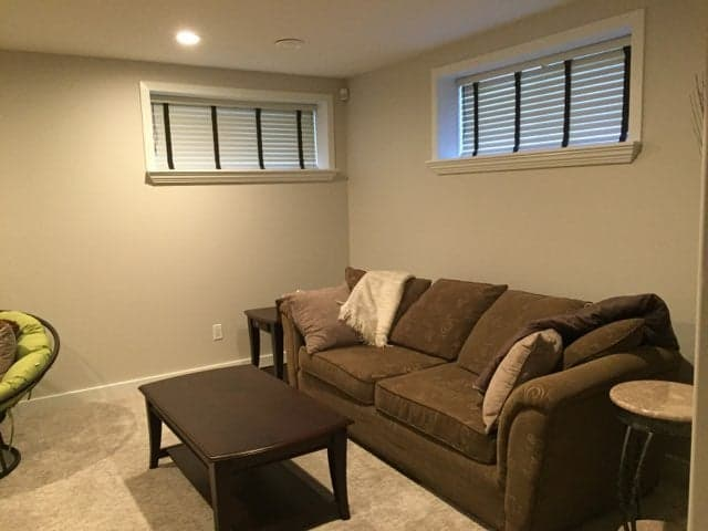 basement couch red deer