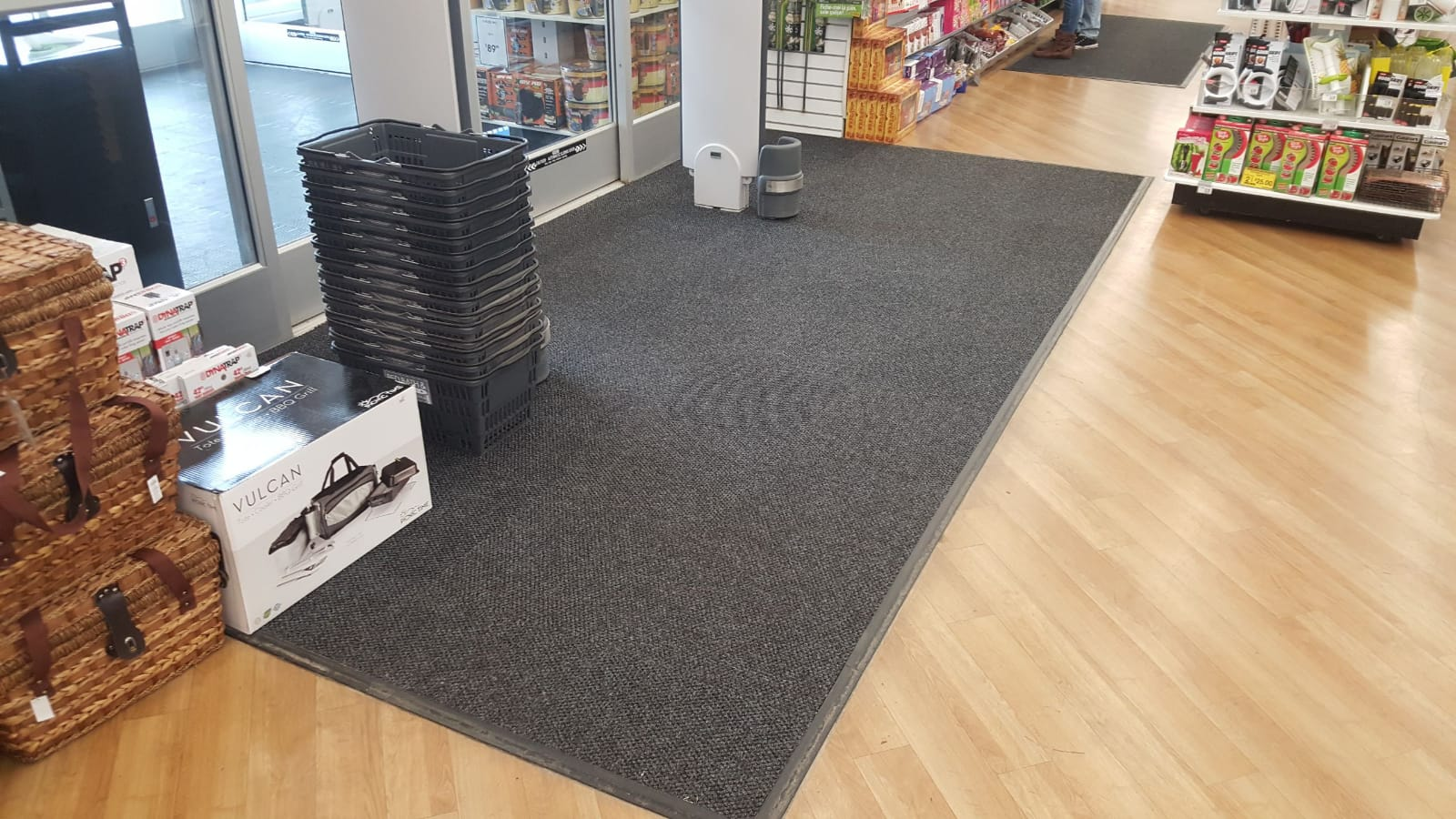 hard wood floors for Bed Bath and Beyond red deer